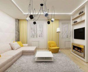 Люстры для гостиной: 195+ (Фото) Современных Интерьерных решений
