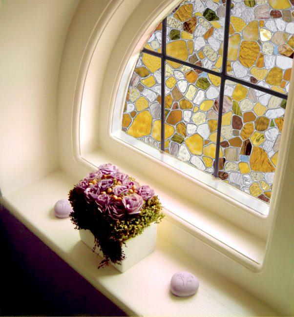 Такое окно сможет обновить любой скучный интерьер