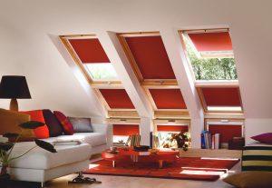 Рольшторы на пластиковые и деревянные окна: Как выбрать и повесить? 220+ (Фото) в Интерьере кухни, спальни, балкона