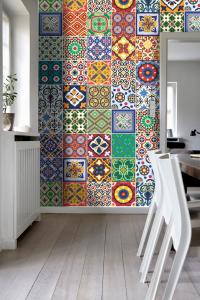 Декор стен своими руками - Реализация оригинальных идей. 200+(Фото) для кухни, гостиной, спальни