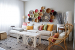 Реализация оригинальных идей декора стен своими руками - 200+(Фото) для кухни, гостиной, спальни