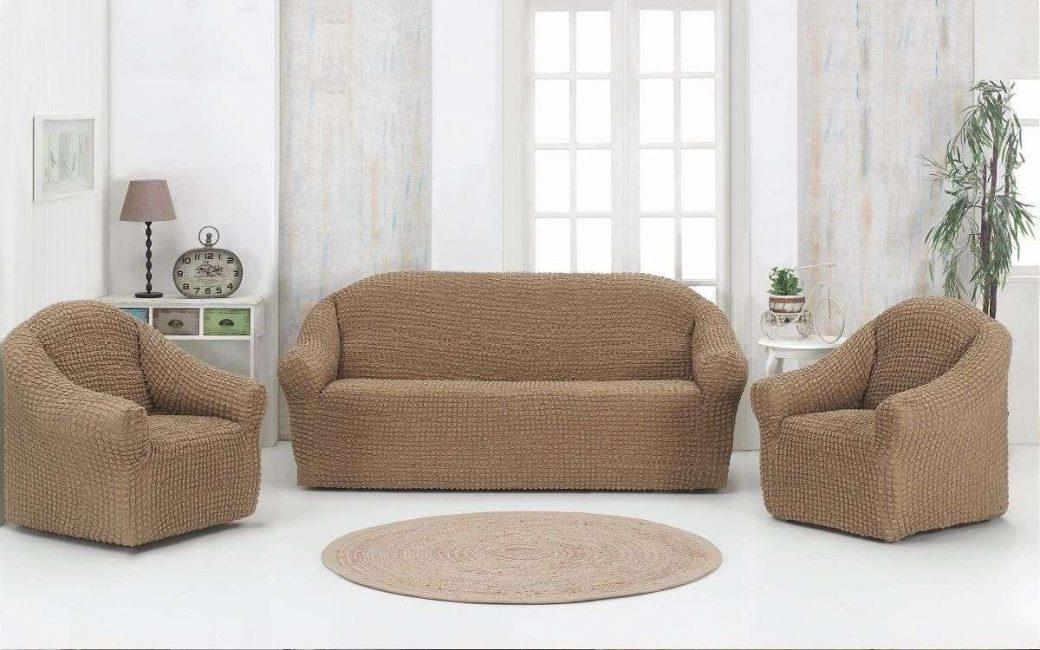 Чехлы помогут защитить Вашу мебель от разного рода повреждений
