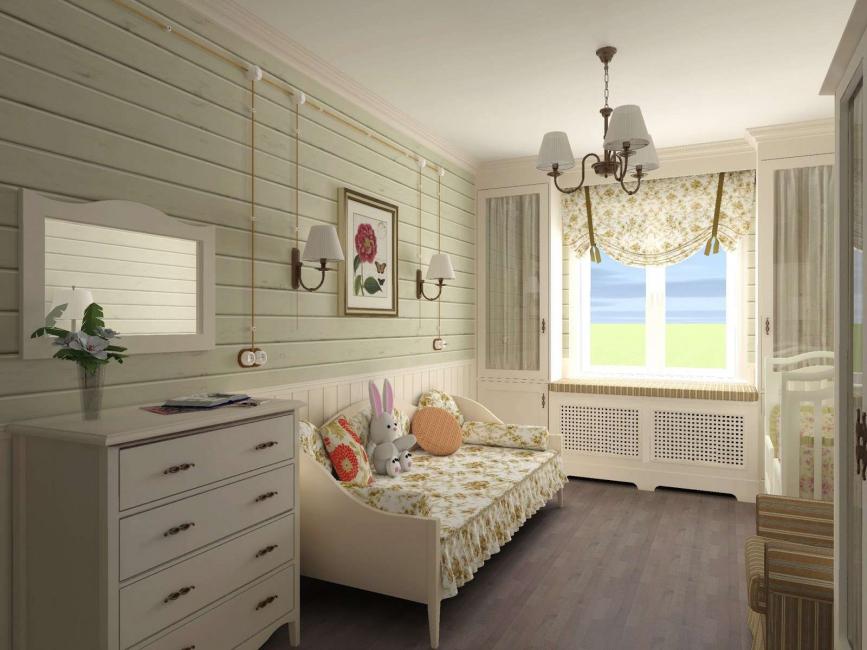 Красивая комната для маленькой принцессы