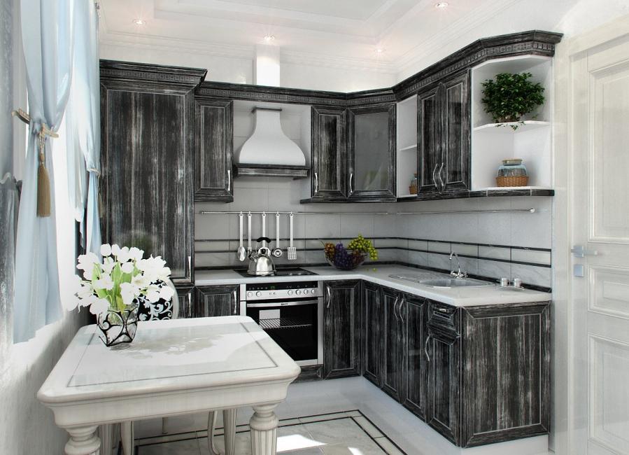 Популярное место использования - кухня