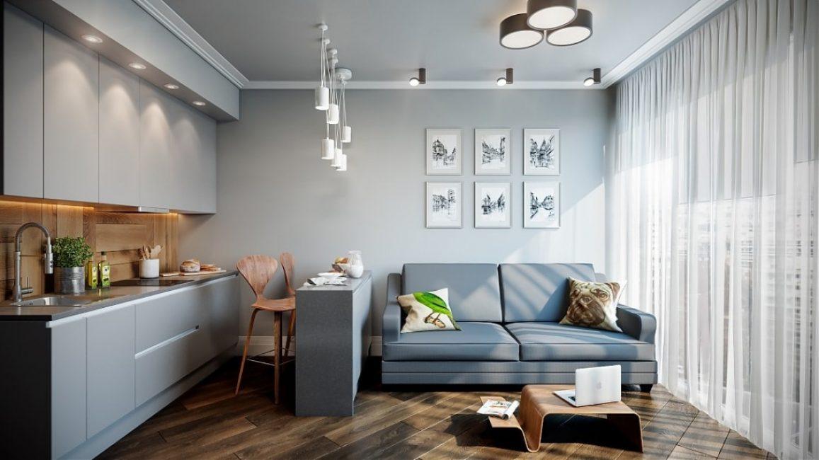 Подвесные светильники для больших комнат