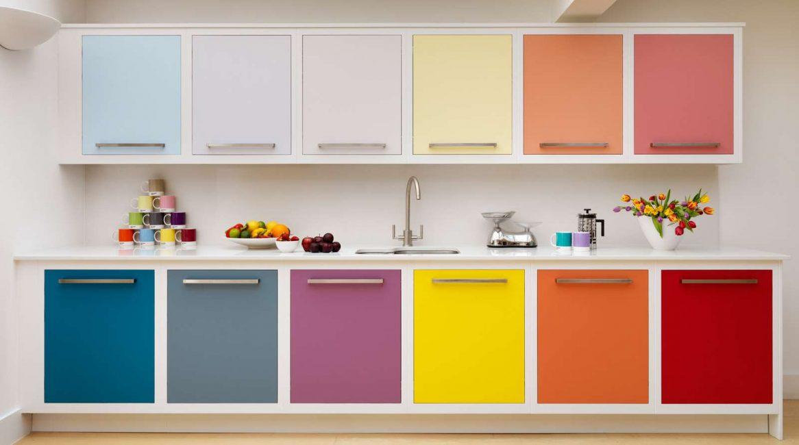 Создаваемое интерьером впечатление зависит от применяемой цветовой гаммы
