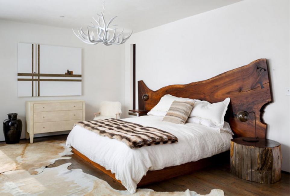 Креативный дизайн спального места
