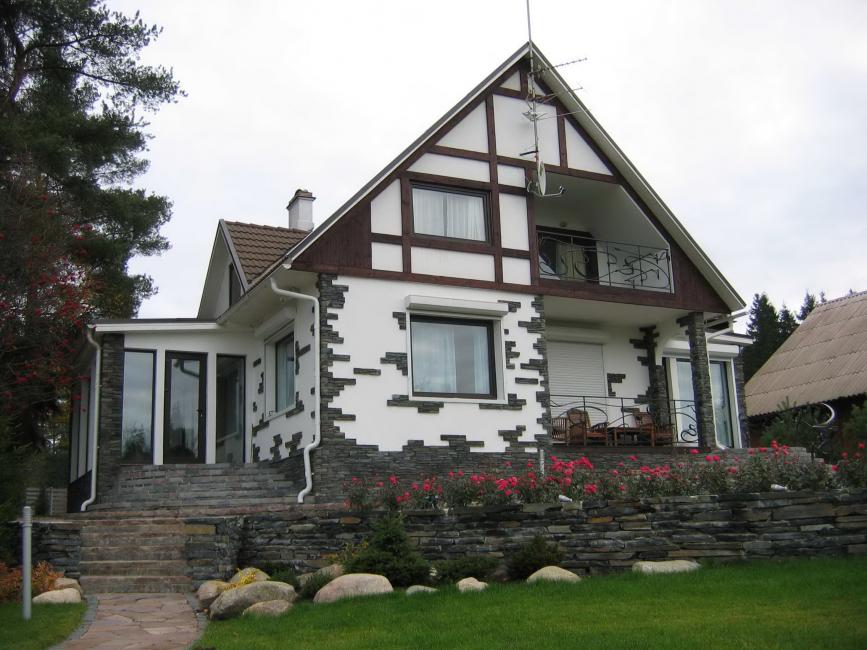 Домик в немецком стиле