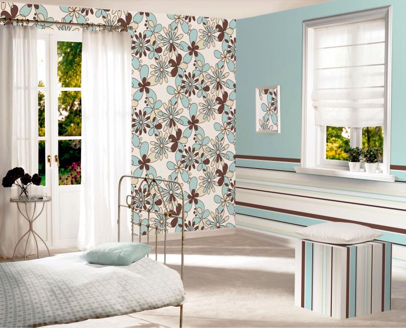 Освежающий цвет для спальни