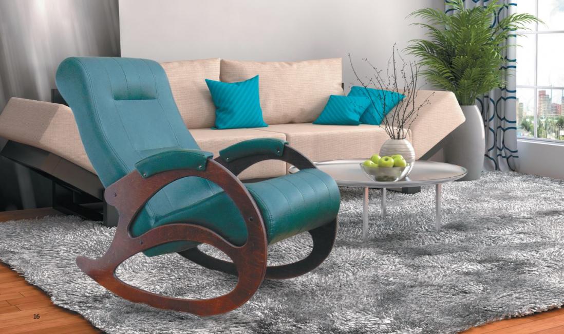Мебель служит уютным местом для чтения
