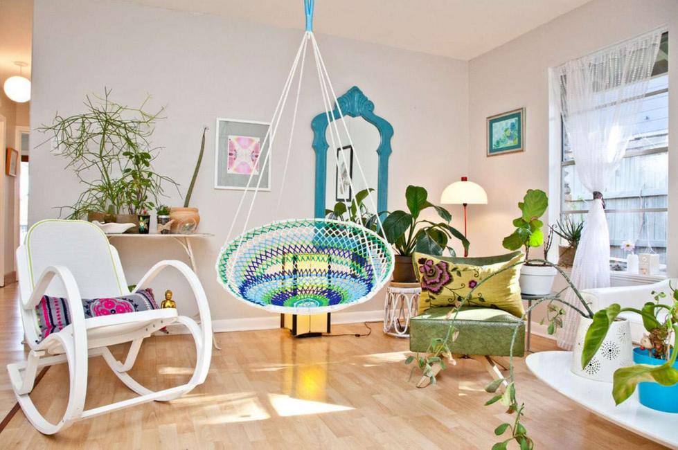 Кресло-качалка – мебель созданная для комфорта