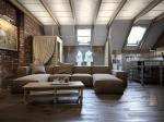 Как обустроить мансардный этаж в доме: Особенности, которые нужно учесть (170+ Фото спальни, ванной, детской)