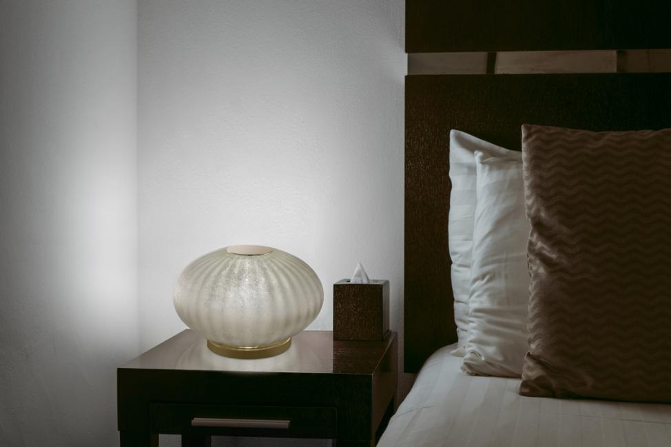 Приглушенный свет для спальни