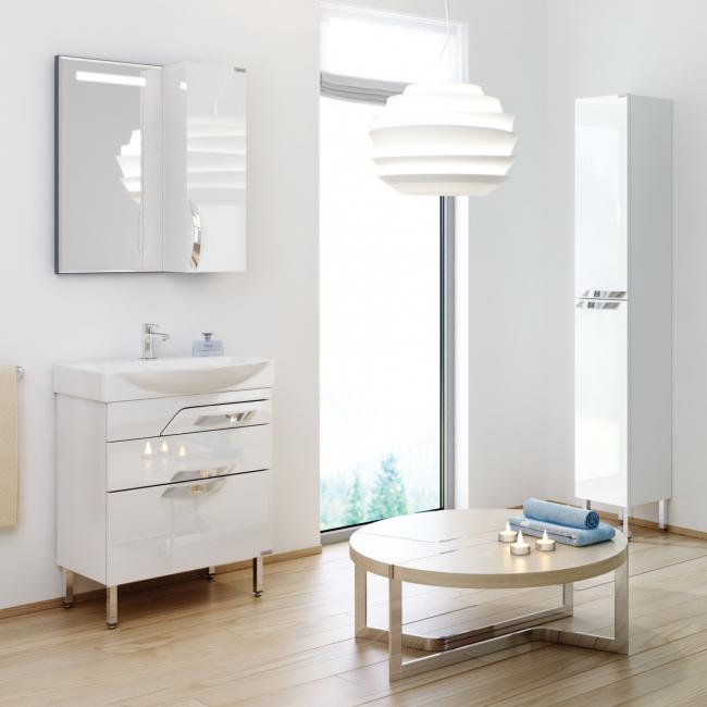 Самый актуальный цвет для ванной комнаты