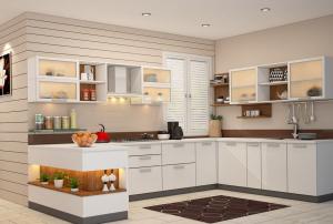 Встроенные кухни (150+ Фото): Как выбрать технику? (холодильник, духовой шкаф, вытяжка)