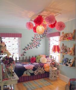 Бабочки на стене своими руками: 140+ (Фото) оформления в интерьере (из бумаги, объемные, наклейки)