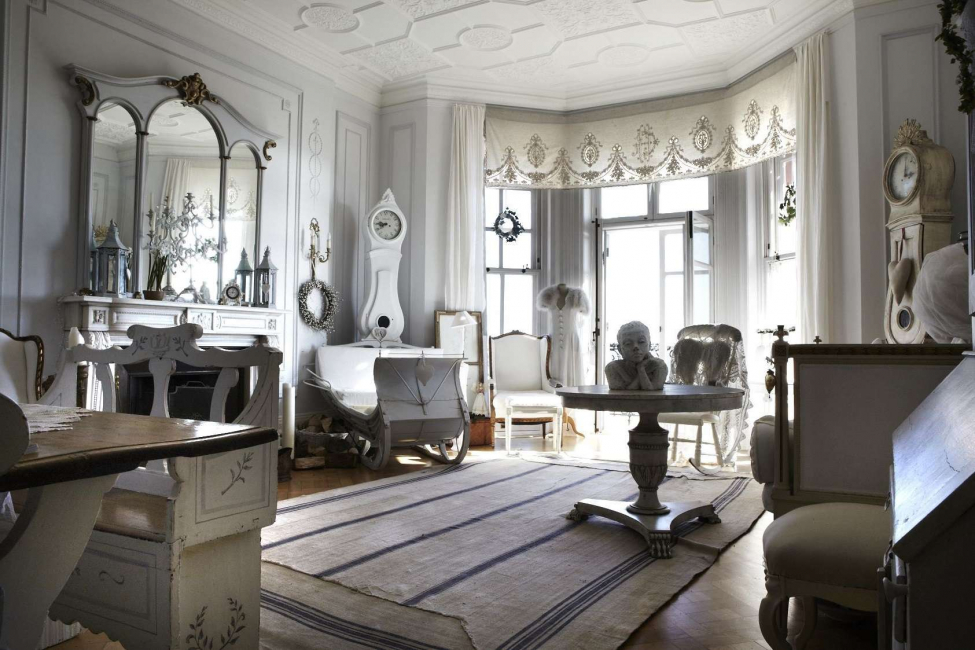 Аксессуары не навредят общему стилю комнаты