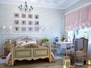 Квартира в стиле шебби-шик. Как оформить: Потертый шик в интерьере. 210+ (Фото) для спальни, кухни, гостиной