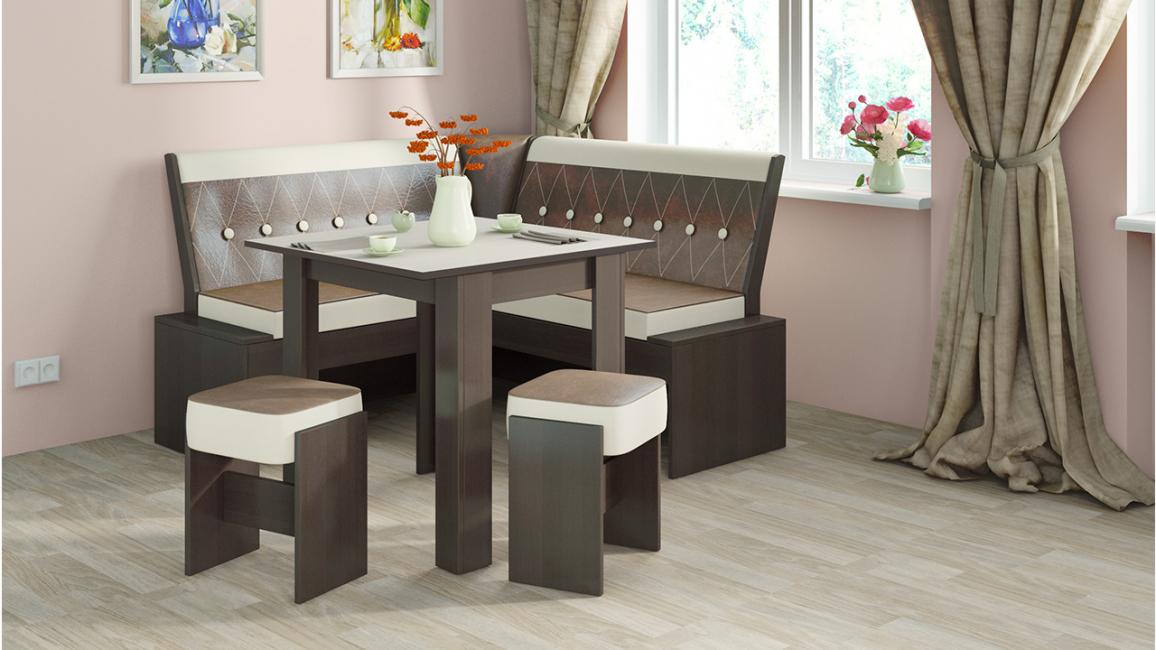 Если нестандартная планирока, лучше заказать мебель по индивидуальным замерам