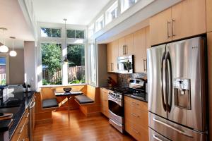 Кухонный уголок: 140+ Фото Уютных Идей для кухни (маленькие, угловые, со спальным местом)