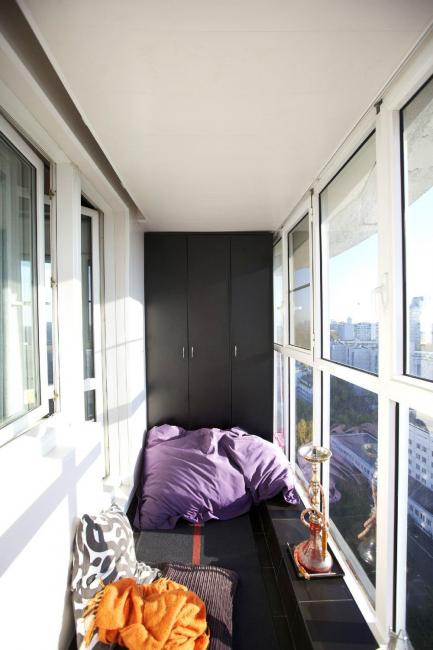 Ваш балкон точно будет выделяться на фоне остальных