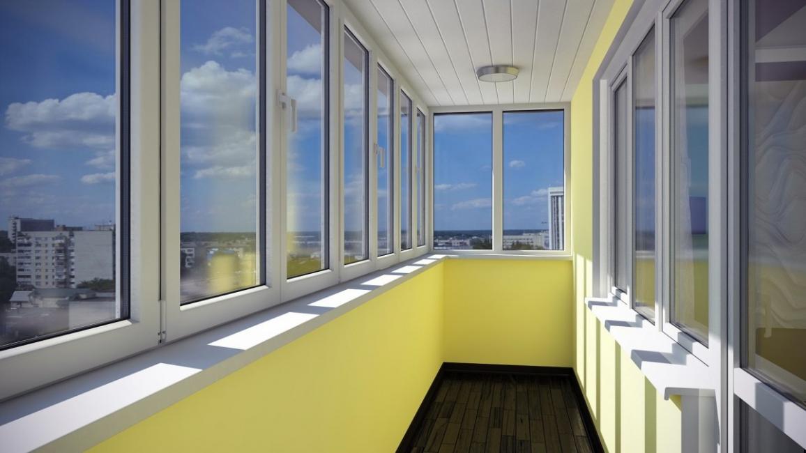 Изменяем балкон до неузнаваемости
