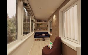 Остекление лоджий: Какое место оно занимает в дизайне помещения? Теплое, панорамное, безрамочное оформление. 145+ (Фото) уютных интерьеров