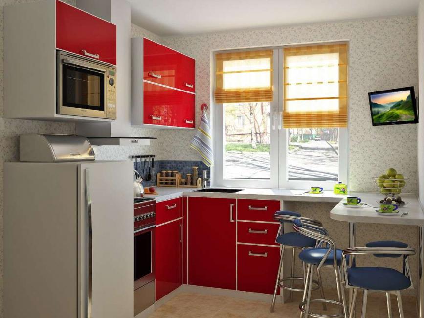 Визуально увеличиваем маленькую комнату с помощью правильной расстановки мебели