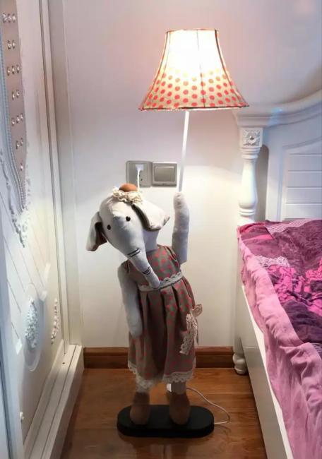 Интересный вариант для детской комнаты