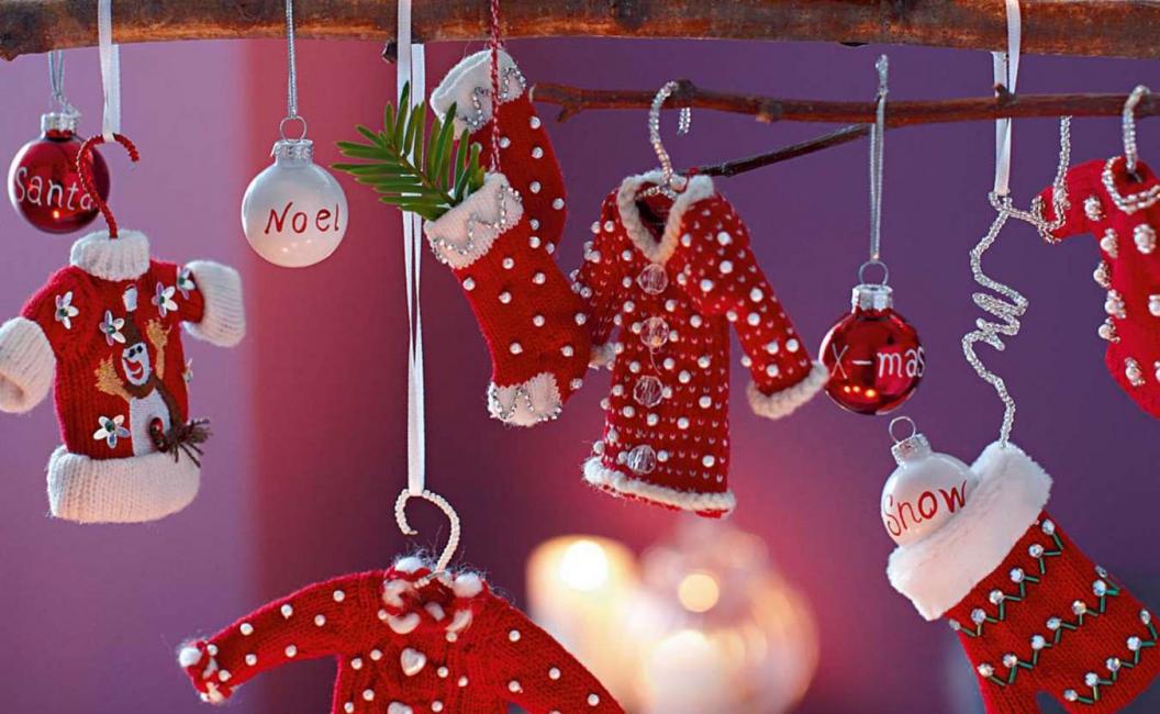 Интересные идеи по созданию новогоднего декора своими руками