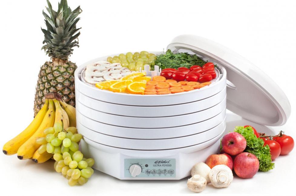 ТОП-15 рейтинга лучших сушилок для фруктов и овощей. Как выбрать правильно? Сушим быстро и качественно (+Отзывы)