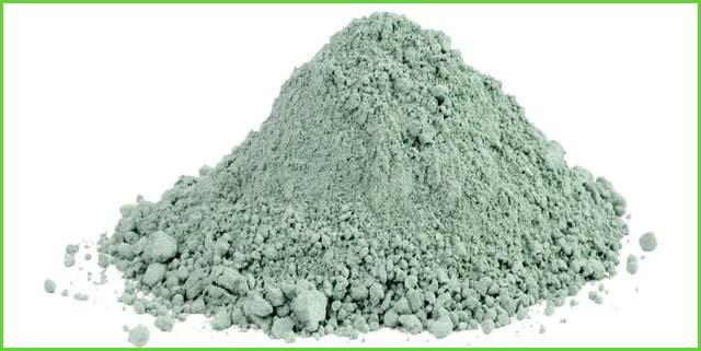 Популярная и такая доступная голубая глина