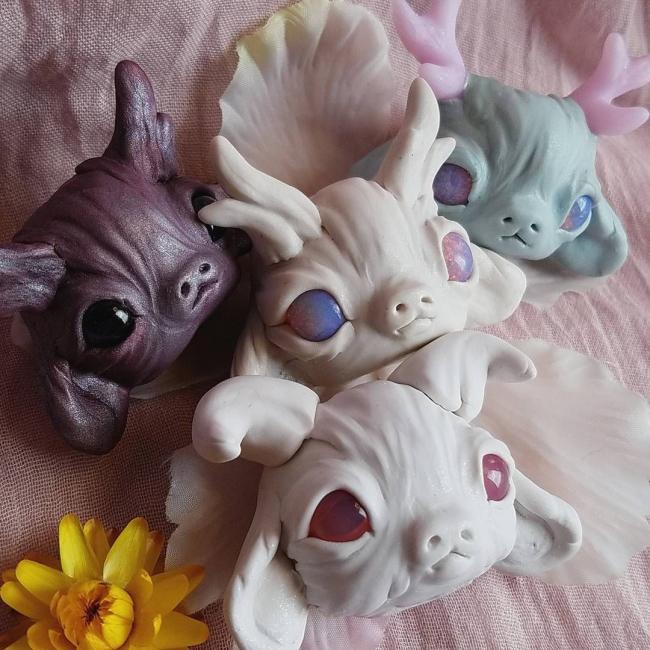 Сказочные существа, которых так любят дети