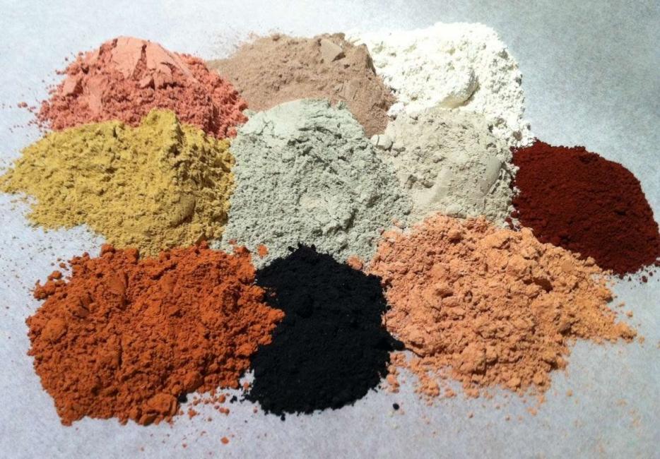 Разновидности глины для ручной лепки