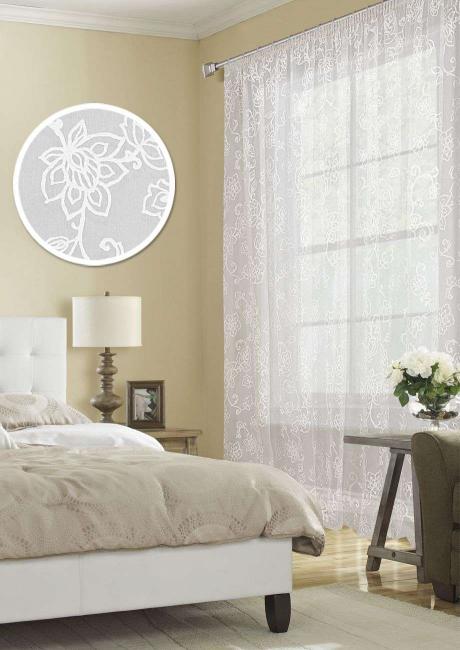 Прекрасный вариант для спальни