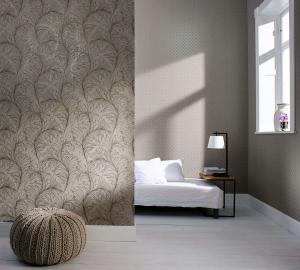 Обои с шелкографией – произведение искусства в интерьере. 125+ Фото эксклюзивного шелкового дизайна