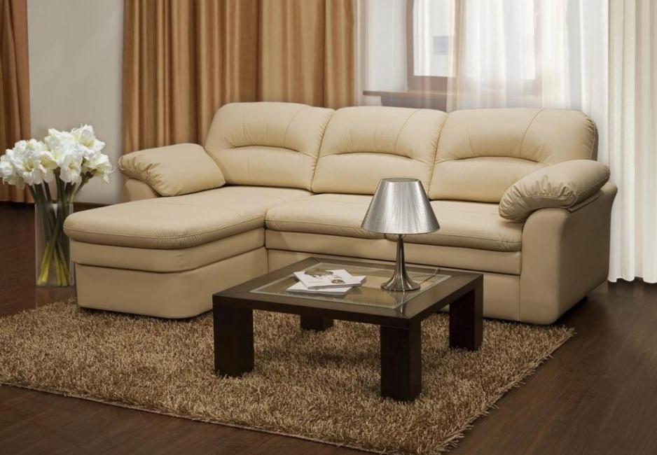 В действительности существует огромный выбор диванов с оттоманкой