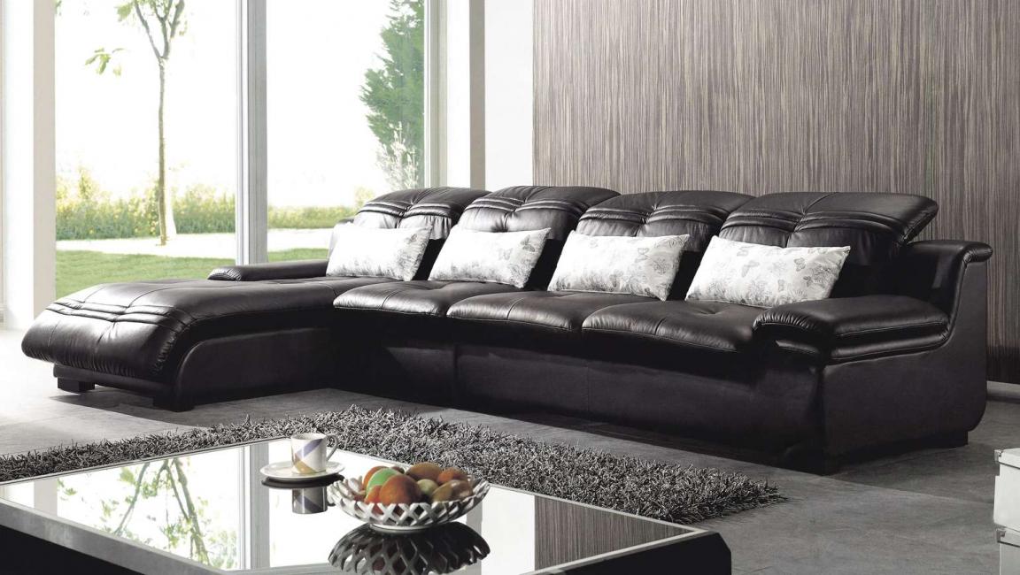 Такие диваны имеют много места для хранения