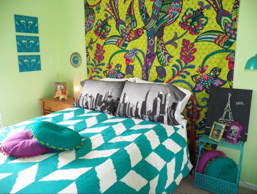 Обеспечиваем уют и звукоизоляцию в спальне