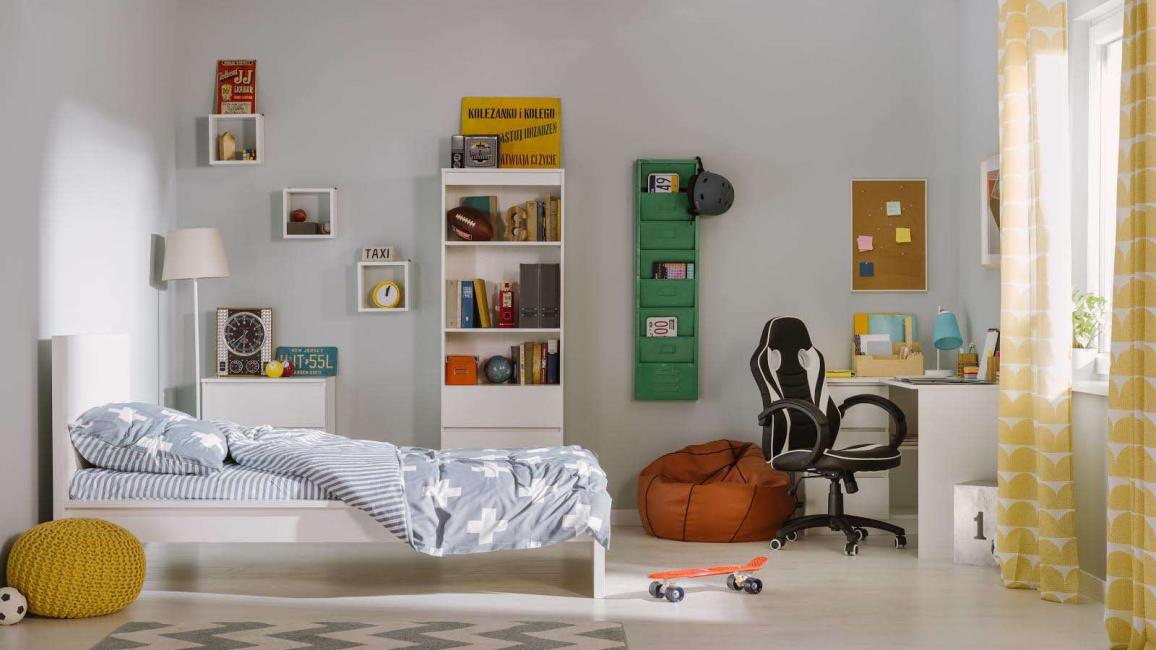 Дайте ребенку свободу в оформлении своей комнаты