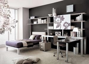 Мебель для Комнаты Школьника: 210 (Фото) Для Девочки; Мальчика