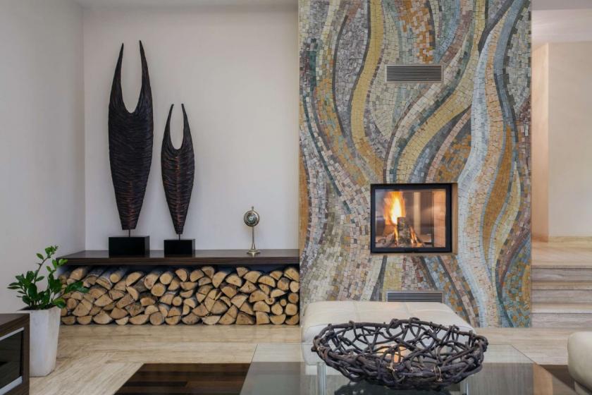 Как декорировать своими руками различные поверхности мозаикой из битой плитки