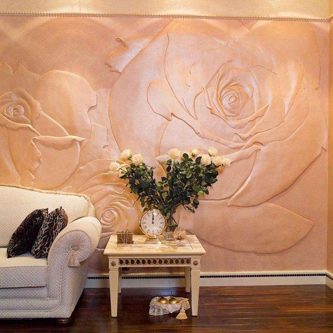 Полноценные композиции, которые способны украсить любую комнату