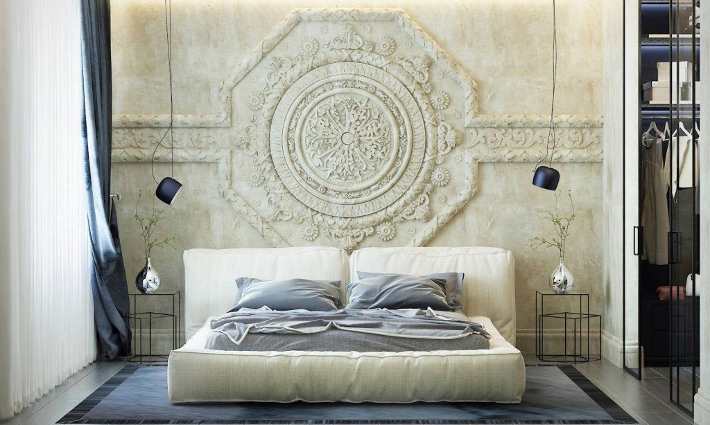 Создание барельефа своими руками: Как сделать эксклюзивную роспись стен? Творческие возможности для обновления декора. Мастер-класс для начинающих