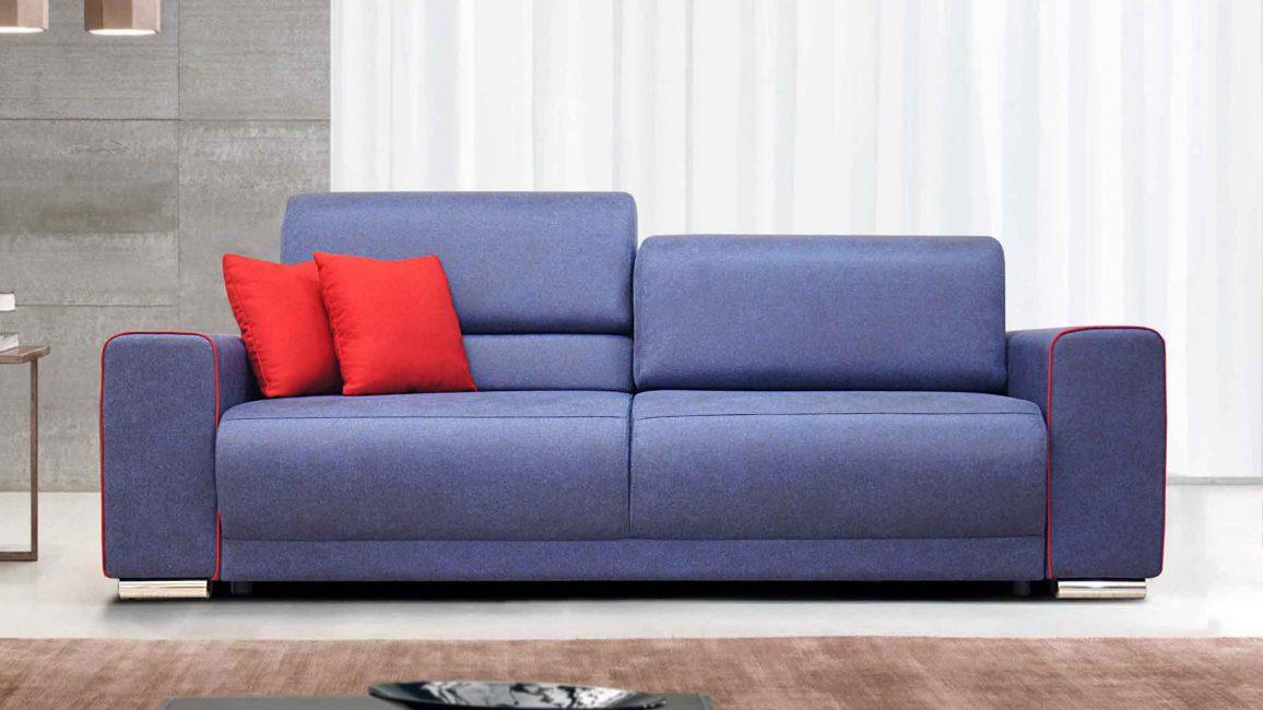 Раскладные диваны идеальны для любой комнаты и стиля интерьера.