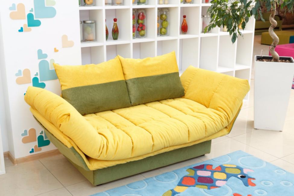 Маленькие диваны (мини) - стильное решение для квартиры