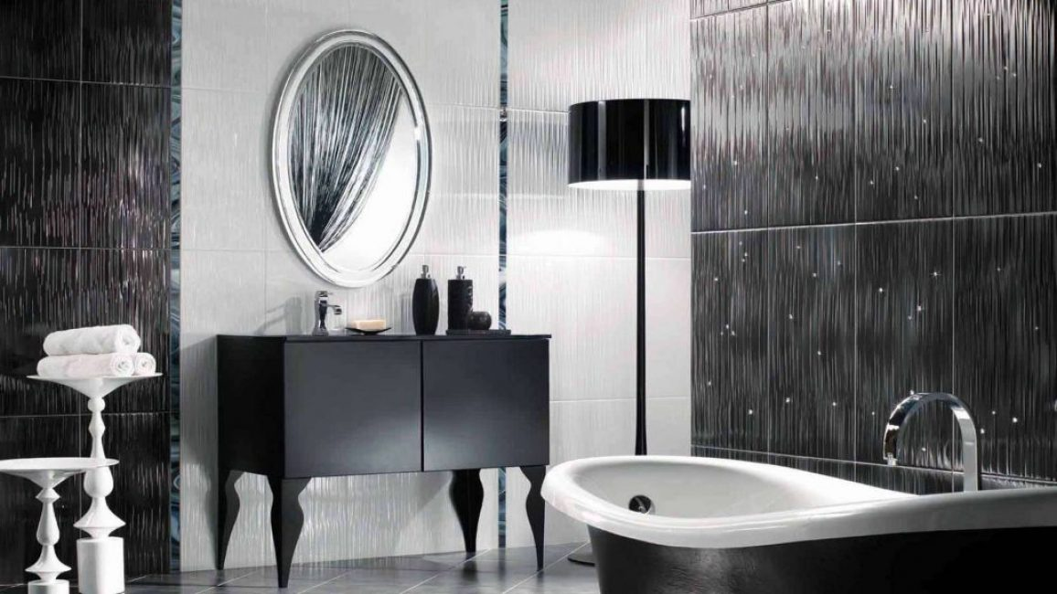 Аксессуары — необходимый элемент дизайна ванной комнаты