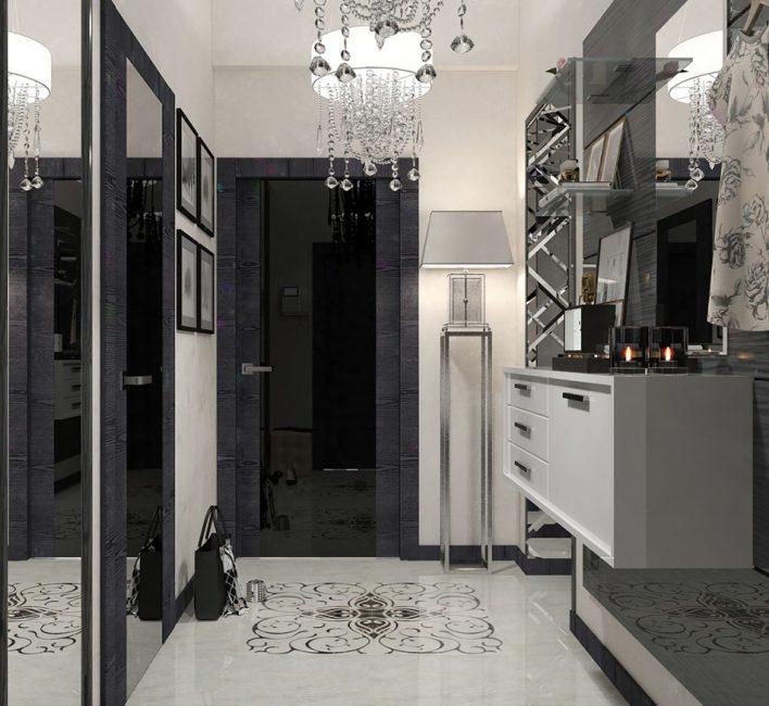 Дизайн в темных тонах: Мрачно или Уютно? (235+Фото) Необычно стильный и модный интерьер (спальня, гостиная, кухня, ванная)