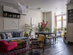 Двухкомнатная квартира-студия 79,5 м2 для молодой девушки в Заречье