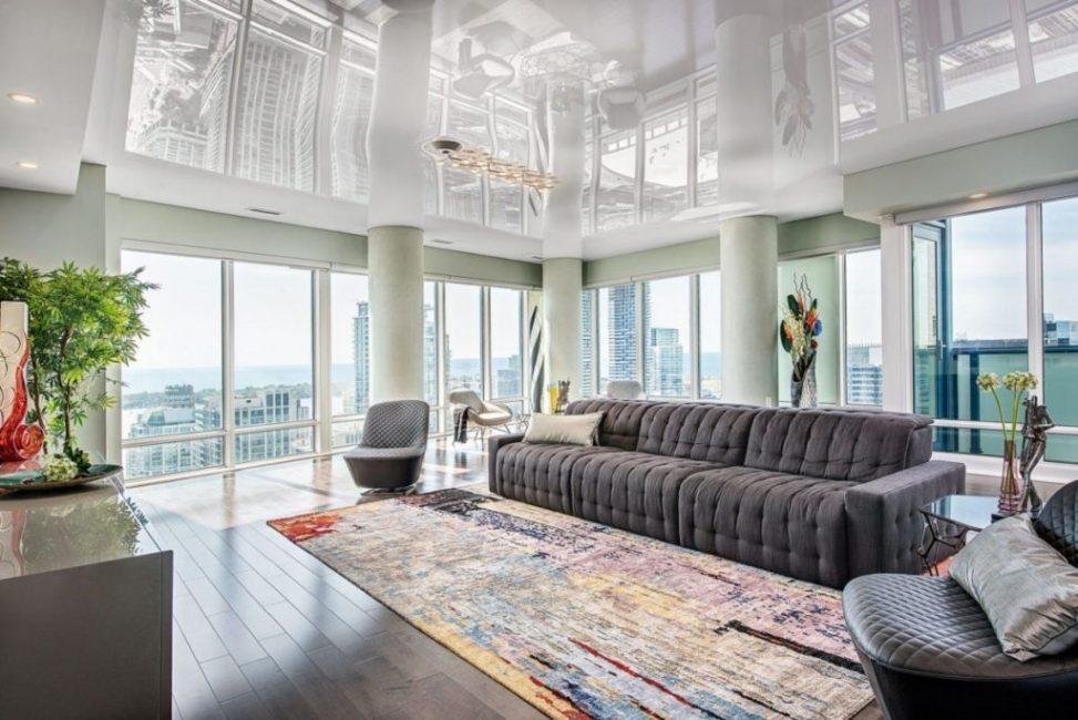 Натяжной потолок - решаем все быстро и качественно